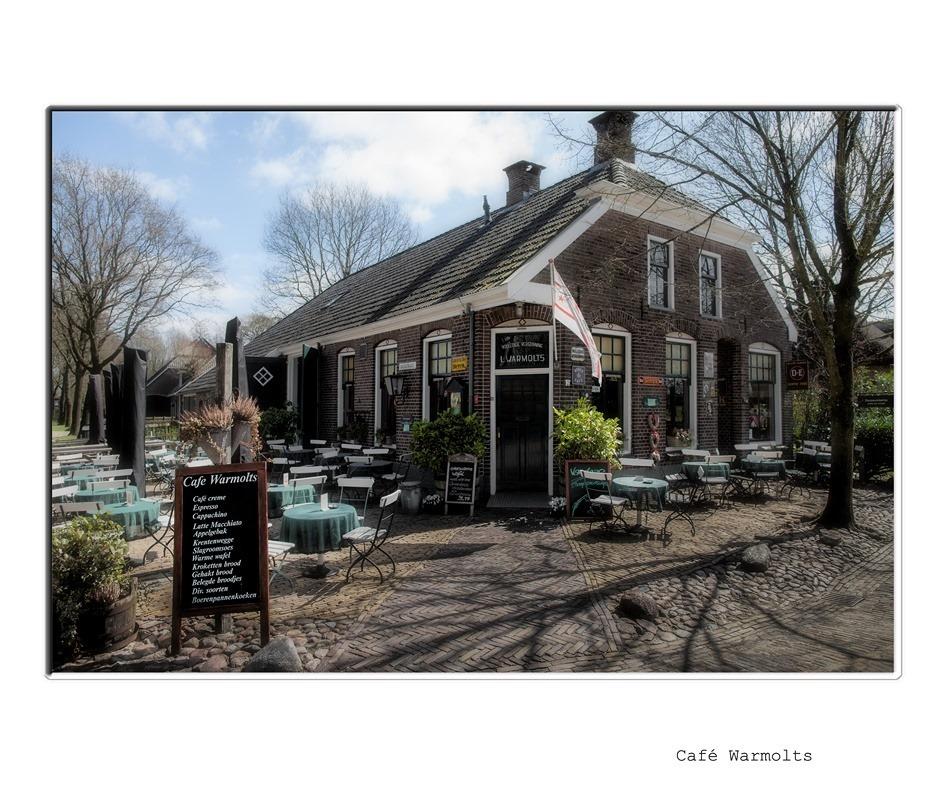 Orvelte  Café Warmolts