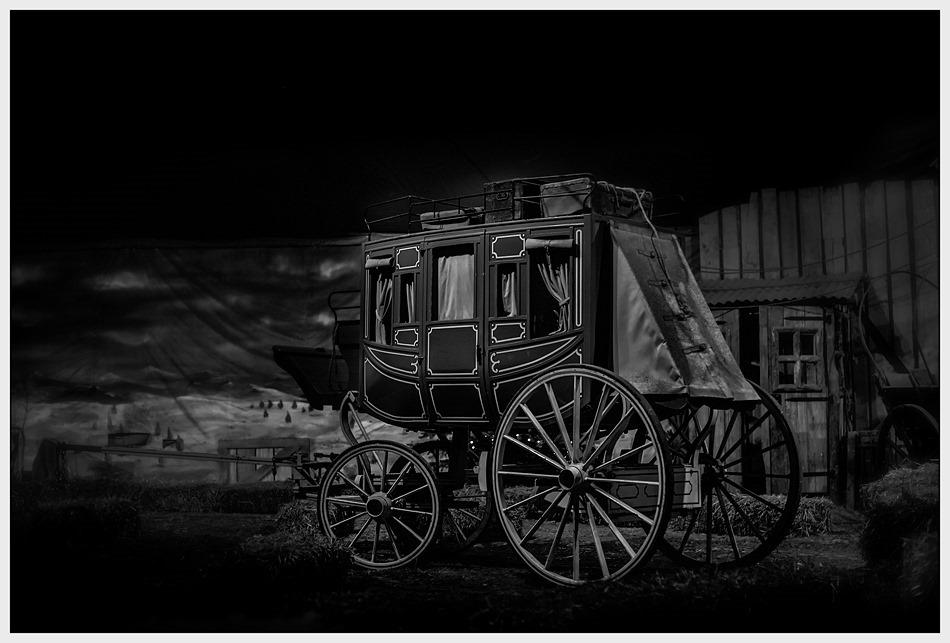 Ponypark Slagharen Postkoets