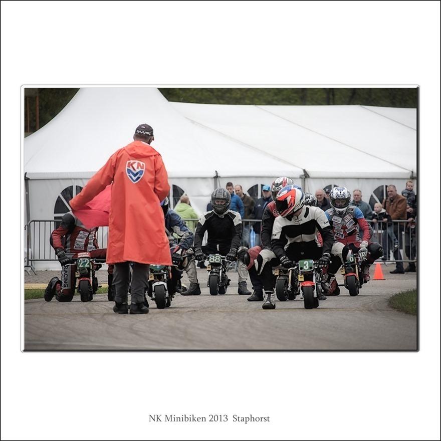 Staphorst NK Minibiken