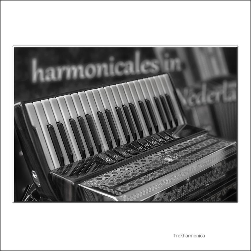 Accordeon  Trekharmonica