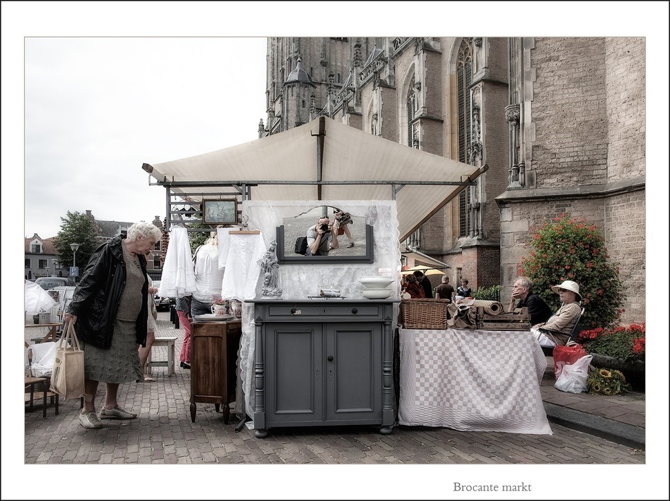 Deventer Brocante Markt