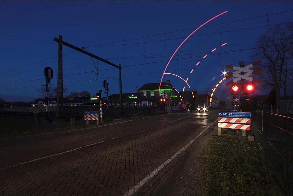 Staphorst Spoorwegovergang