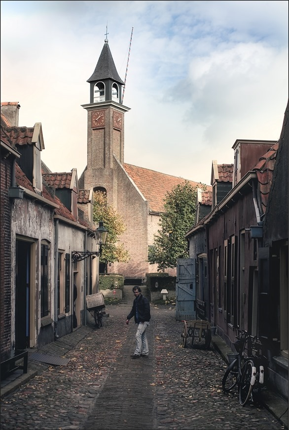 Zuiderzeemuseum Kerkstraat
