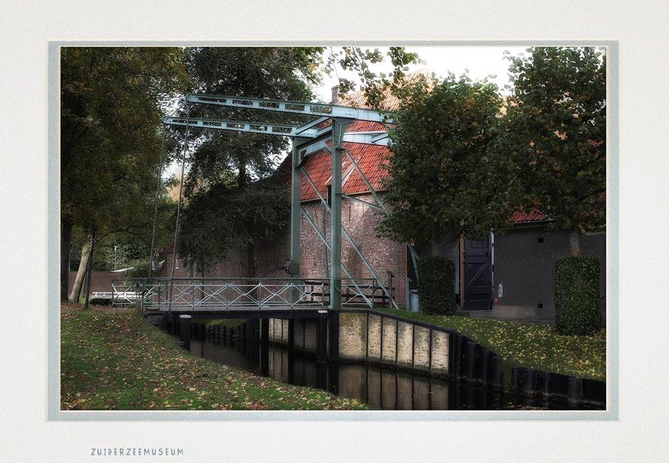 Zuiderzeemuseum Ophaalbrug