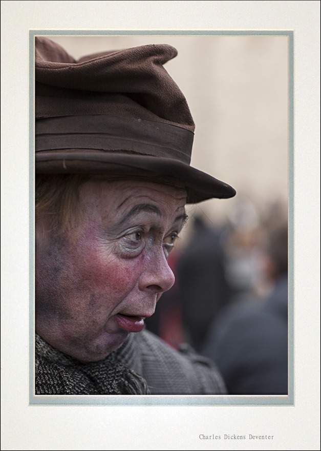 Charles Dickens Deventer Foto