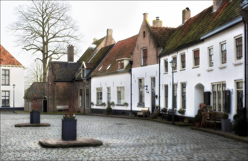 Historische Binnenstad Foto Hattem