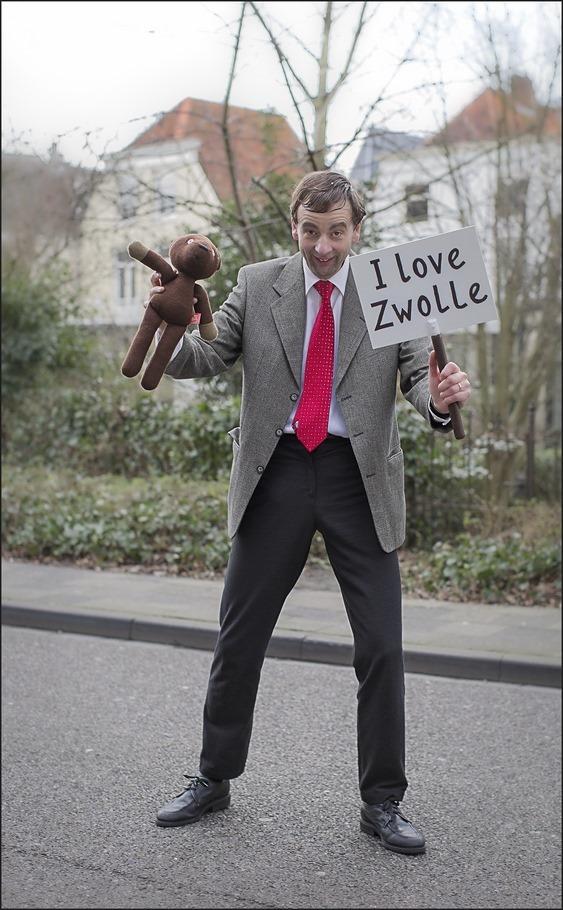 Carnaval 2014 Foto Carnavalsoptocht Zwolle