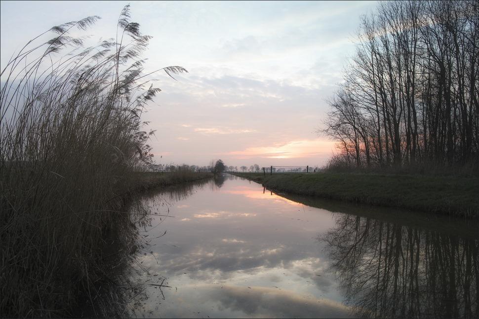Staphorst Staphorsterveld Foto Rienkskanaal