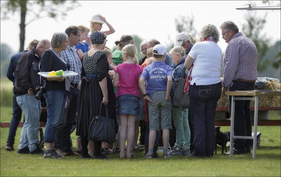 Schaapscheerdersfeest Foto Veldschuur Rouveen