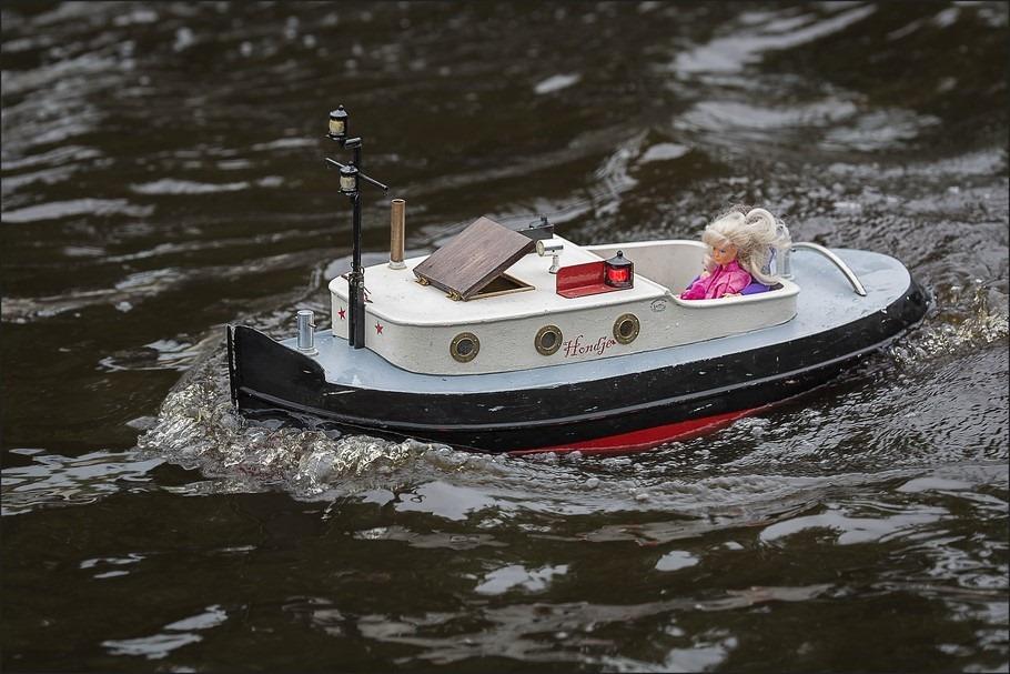 Sleepbootdagen Zwartsluis 2014 Foto Opduwers Eleven
