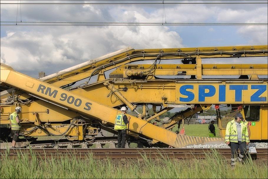 Spitzke Spoorbouw Foto Staphorst 04