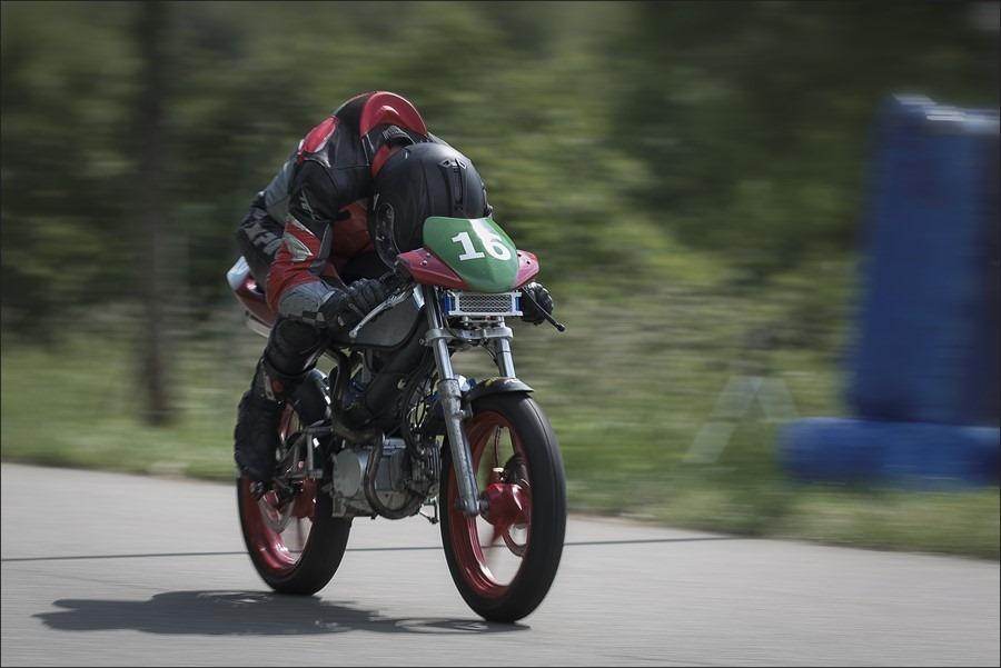 50cc Wegrace Staphorst Foto 50cc Wegrace 2014