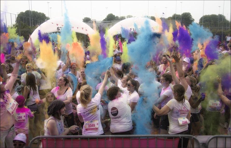 Colorrain Foto ColorRain Zwolle Foto Color Rain Zwolle