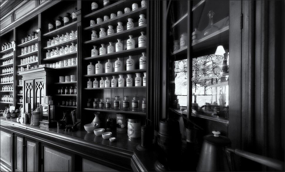 Farmaceutische Industrie Foto Apotheek