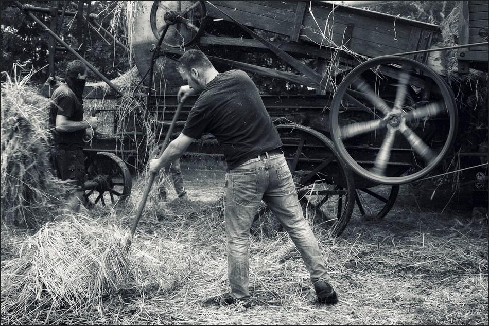 Kranige Mensch Foto Rogge Dorsen, Foto TT Basse