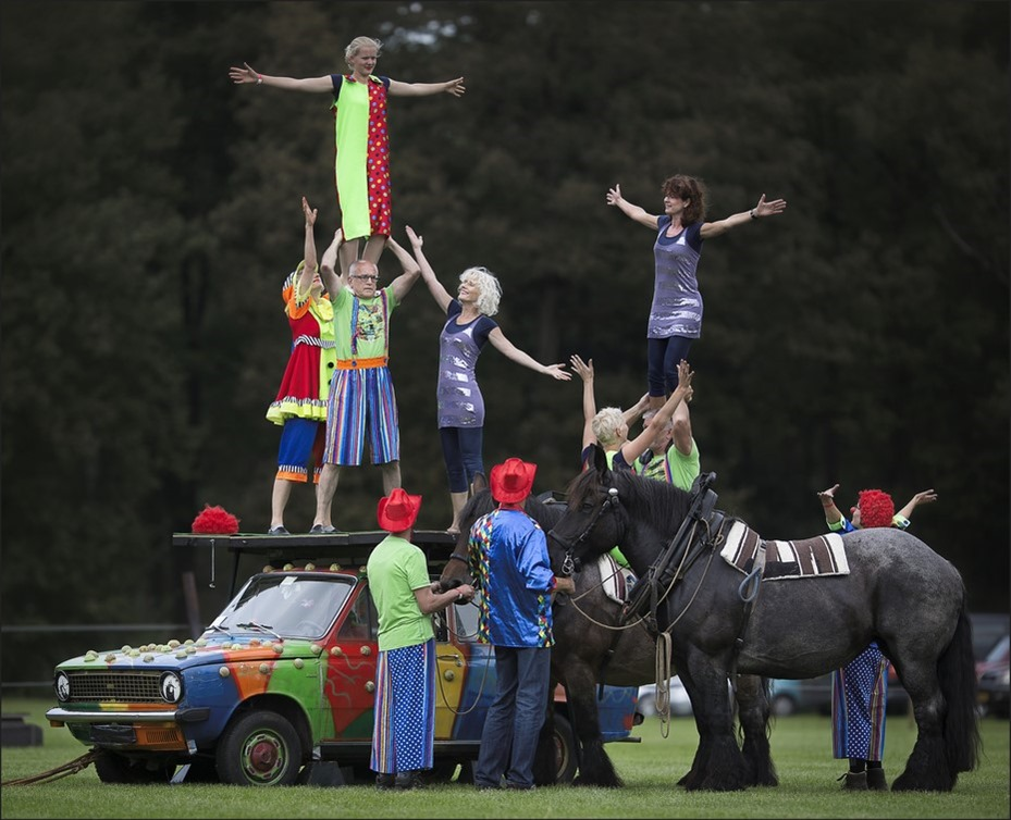 Paard en Erfgoed Foto Paard en Erfgoed 2014 Foto Circus