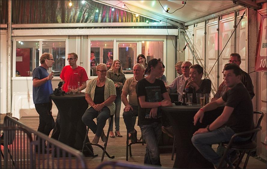 Staphorst Foto Radio Uniek Foto Radio Uniek 2014 Foto Optreden Jannes