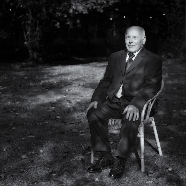 Verjaardag 80 jaar Foto Leeftijd der zeer sterken
