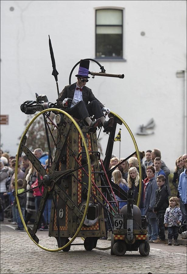Nationale Bokbierdag Zutphen Foto Bokbierdag Zutphen Foto Bokbierdag Foto Bokbierfeest Foto Steampunk