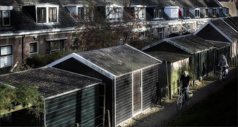 Elburg Foto Elburg Centrum Foto Elburg Westerwalstraat Foto Kom Maar Achterom