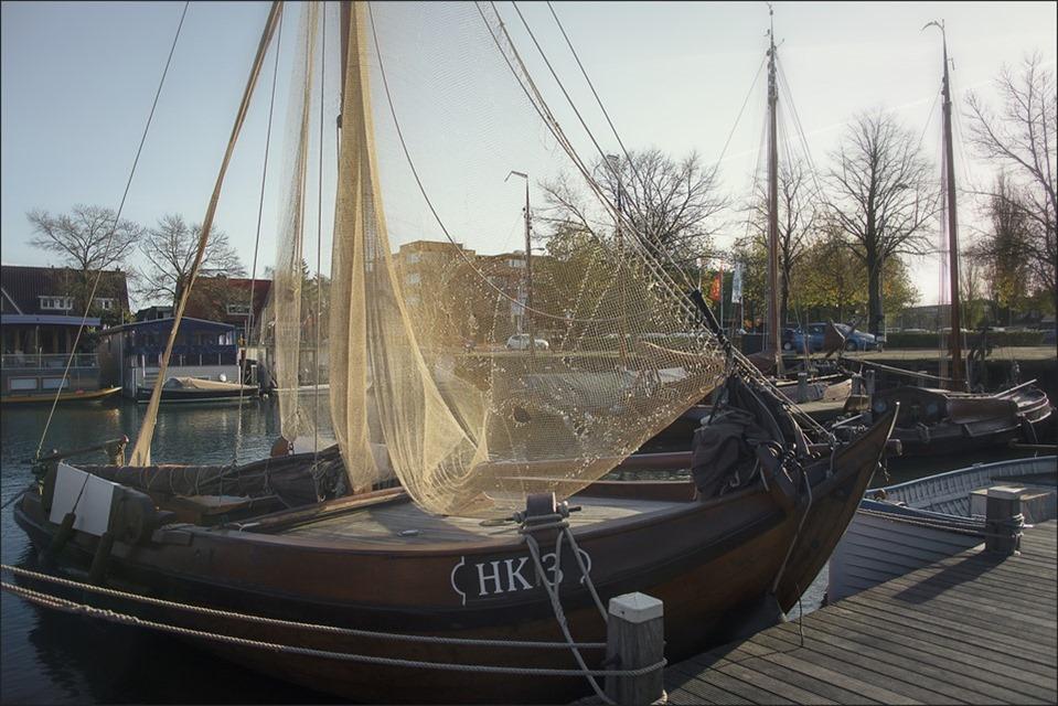 Harderwijk Foto Botterhaven Foto Botter Foto Zuiderzee Botter Foto HK3