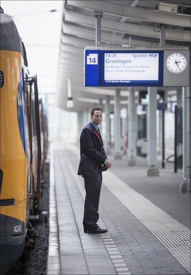 Station Zwolle Foto Actuele reisinformatie Foto NS rijdt op tijd Foto Zonder vertraging