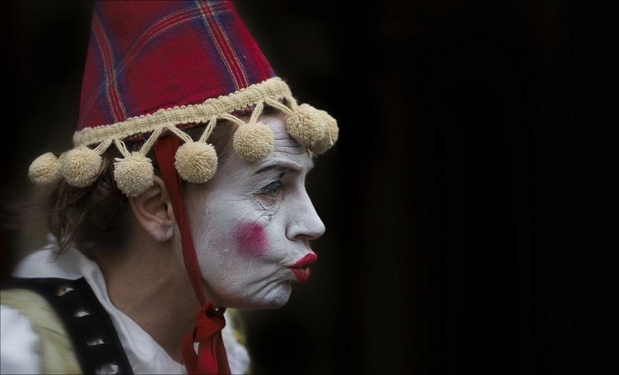Coulrofobie Foto Clownesk Foto Clown