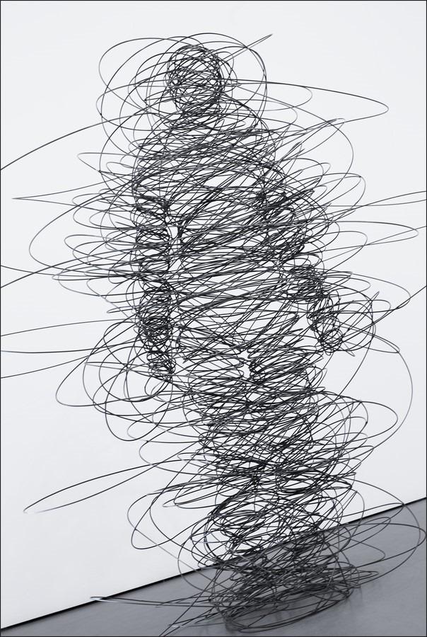 Museum de Fundatie Foto AntonyGormley Foto Feeling Material V Foto Museum de Fundatie Zwolle