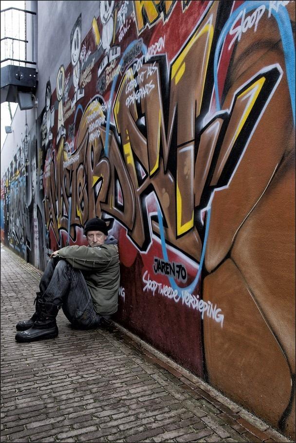 Graffitisteeg Foto Graffiti Steeg Foto Graffiti Foto Graffiti Art Foto Openluchtmuseum Arnhem Foto Nederlands Openluchtmuseum