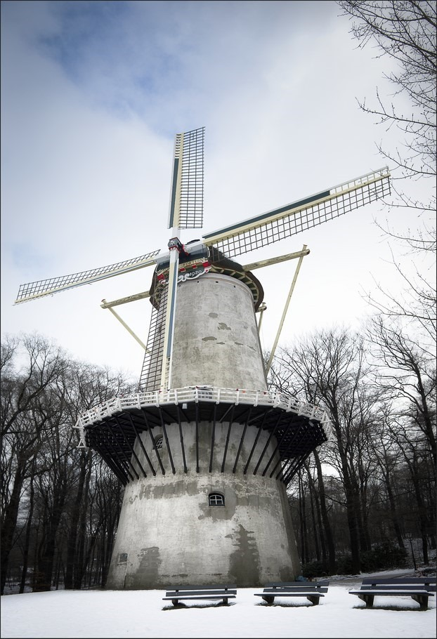 Openluchtmuseum Arnhem Foto Openluchtmuseum Foto Nederlands Openluchtmuseum Foto Windkorenmolen Delft Foto Molen Openluchtmuseum