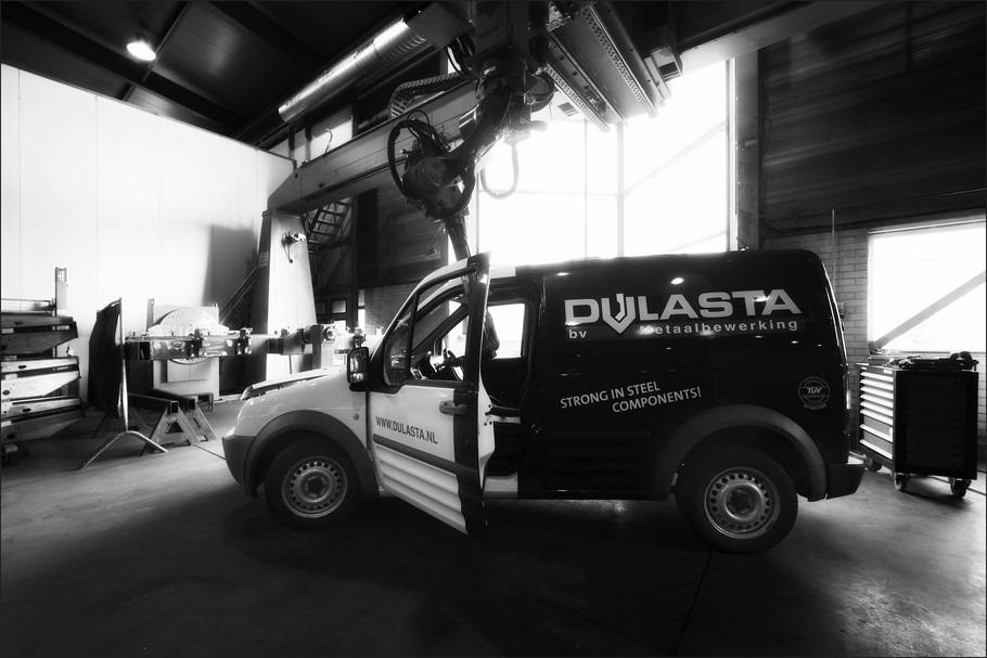 Dulasta Foto Dulasta metaalgroep Foto Dulasta Metaalbewerking Foto Dulasta Staphorst Foto Lasrobot Foto Robotarm