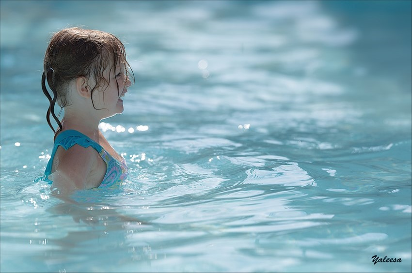 Waterrat Foto Zwemmen Foto Kinderfotografie Foto Waterplezier Foto Waterfun Foto Campinzwembad Foto Yaleesa