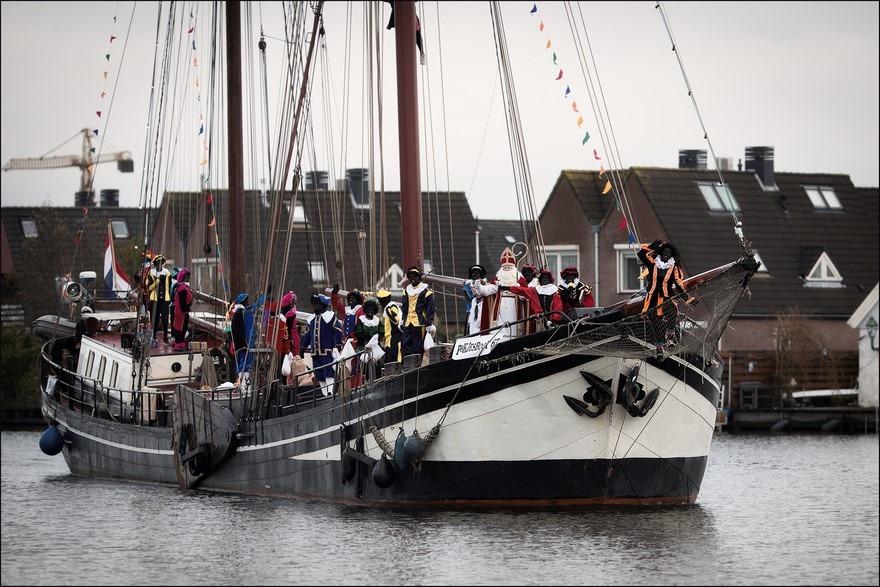 Sinterklaasintocht Zwartsluis Foto Zwartsluis Foto Sinterklaas Intocht Zwartsluis Foto Intocht Sinterklaas Zwartsluis 2015 Foto Klipper Foto Tweemaster