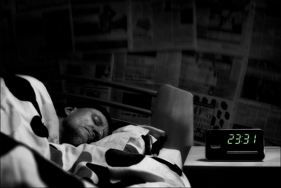 Op Tijd naar Bed Foto Vroeg naar Bed Foto Slaapbehoefte Foto Slaapfase Foto Nachtrust Foto De Slaap des Arbeiders Foto Diepe Slaap Foto Voldoende Slaap Foto Verkwikkende Nachtrust Foto REMslaap