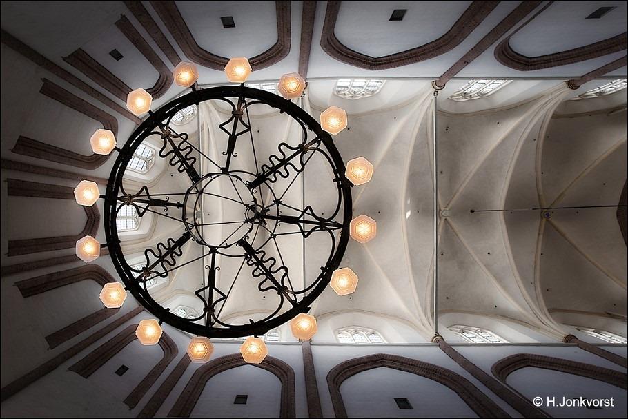 Der Aa-Kerk Foto Der Aa-Kerk Groningen Foto A-Kerk Foto A-Kerk Groningen Foto Gewelf Foto Kroonluchter Foto Kerkfotografie Foto Kerkarchitektuur Foto Kerkplafond