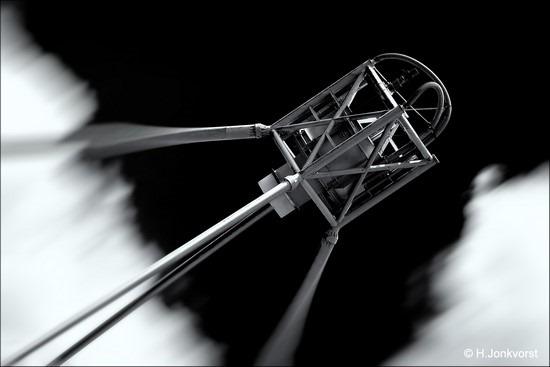 Dwingeloo Radiotelescoop Foto Nationaal park dwingelderveld Foto Dwingelderveld Foto Astron Foto Radiosterrenwacht Astron Foto Sterrenkundige waarnemingen Foto Astron Foto Radiotelescoop