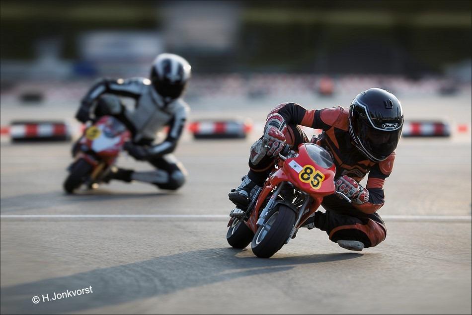 Staphorst Foto Sport Foto Motorsport Foto NK Minibikes 2016 Foto NK Minibikes Foto Minibikeraces Foto Minibiken 06