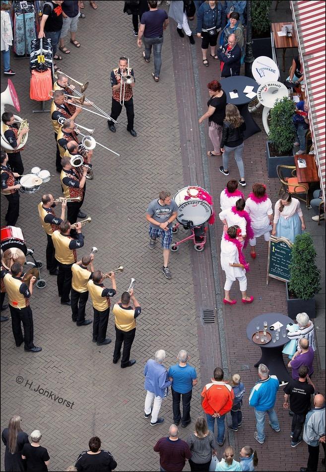 OBN Dweildag Hasselt Foto Dweildag Hasselt Foto Dweilorkesten Kampioenschap Foto Le Bombardon Foto Le Bombardon Zwolle Foto Hasselter Dweildag Foto Dweilorkest
