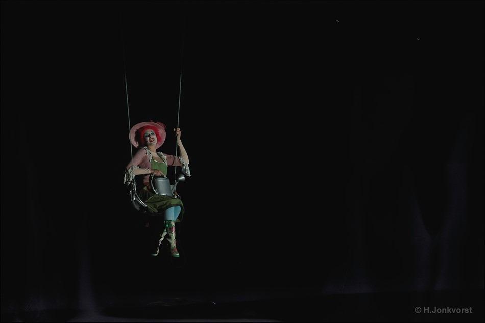 Deventer op Stelten 2016 Foto Deventer op Stelten Foto Trance Express Foto Deventer op Stelten Straatheater Foto Deventer op Stelten De Brink Foto Mù - Cinématique des Fluides - Cie Transe Express 01