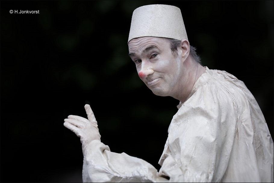Beeldschoon Rolde Foto Levende Standbeelden Rolde Foto Rolde Foto Levend Standbeeld Foto Living Statue Foto Living Sculptures Foto Pierrot Foto Clown Foto Clown Figuur