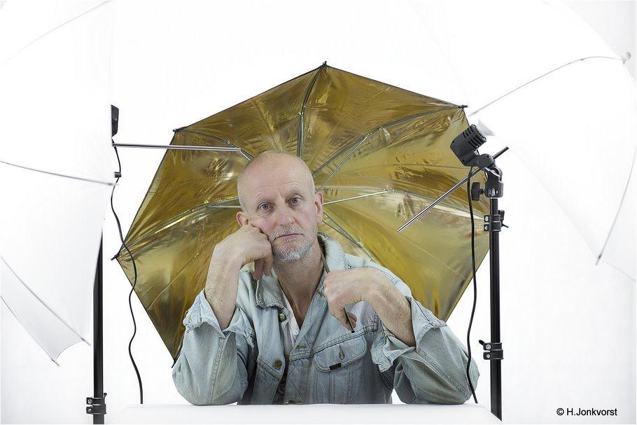 fotostudio, studiofotografie studio fotografie, continue verlichting, fotostudio met lampen, fotostudio lampen, portret, zelfportret