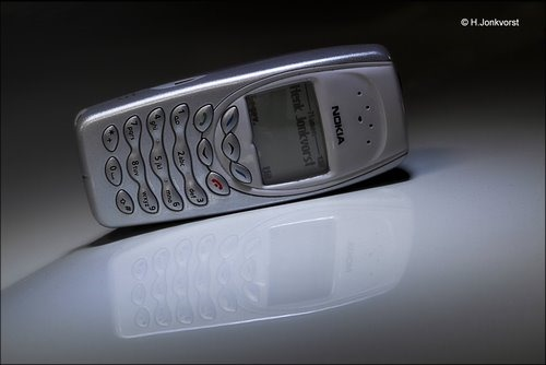 Nokia  3410, tabletop fotografie, tabletop