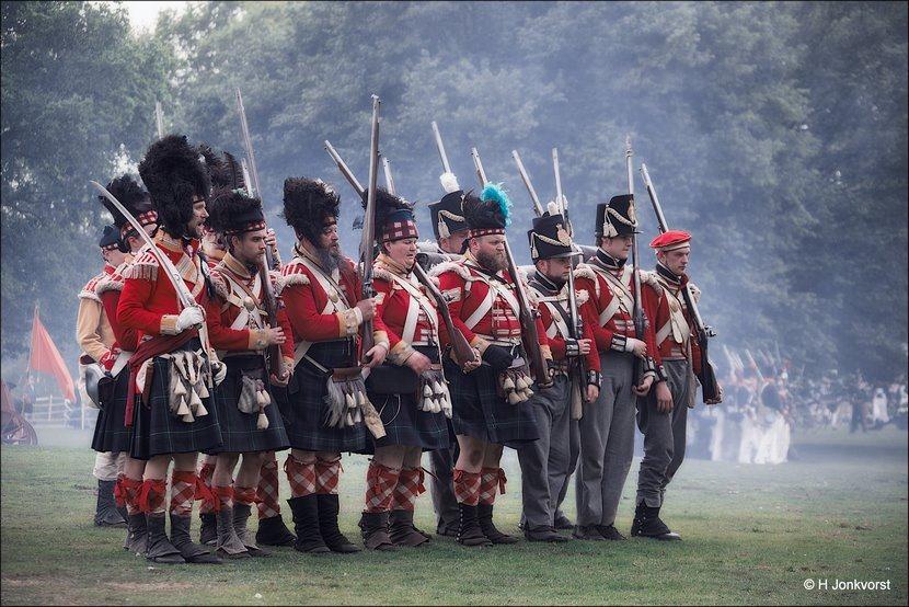 De Franse slag, Historisch Festival Almelo, slag om ruighenrode, historisch festival, Franse veldslag, reenactment, re enactment, historische veldslag