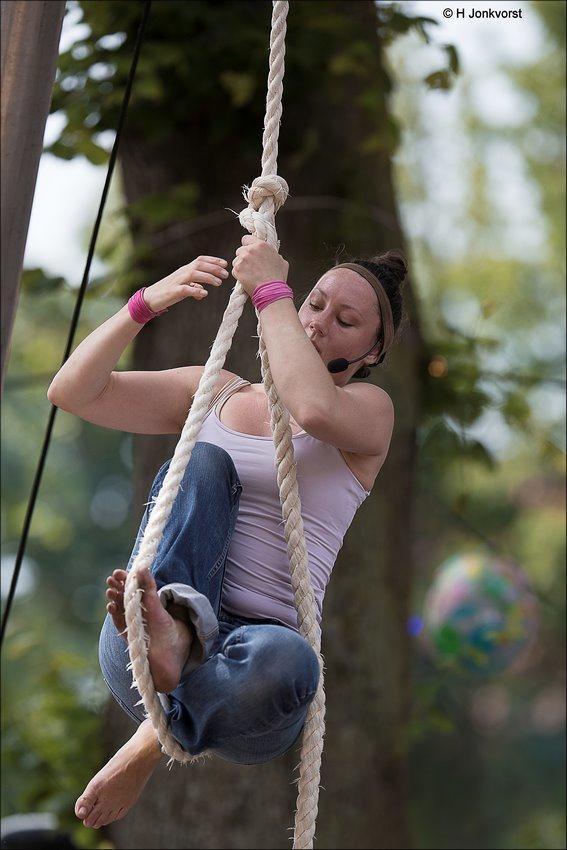 Zwolle Unlimited 2017, Zwolle Unlimited, de boom in, Zwolle, cultureel festival, cultureel festival Zwolle, straattheater, acrobatiek