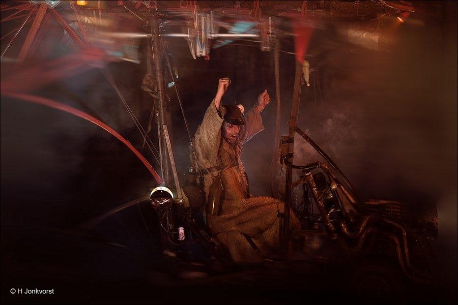 Deventer op stelten 2017, Deventer op stelten, Deventer op stelten De Brink, Deventer op stelten theater, Theater, straattheater, Deventer op stelten, Theater Titanick Firebirds, theater Titanic, Titanic Firebirds