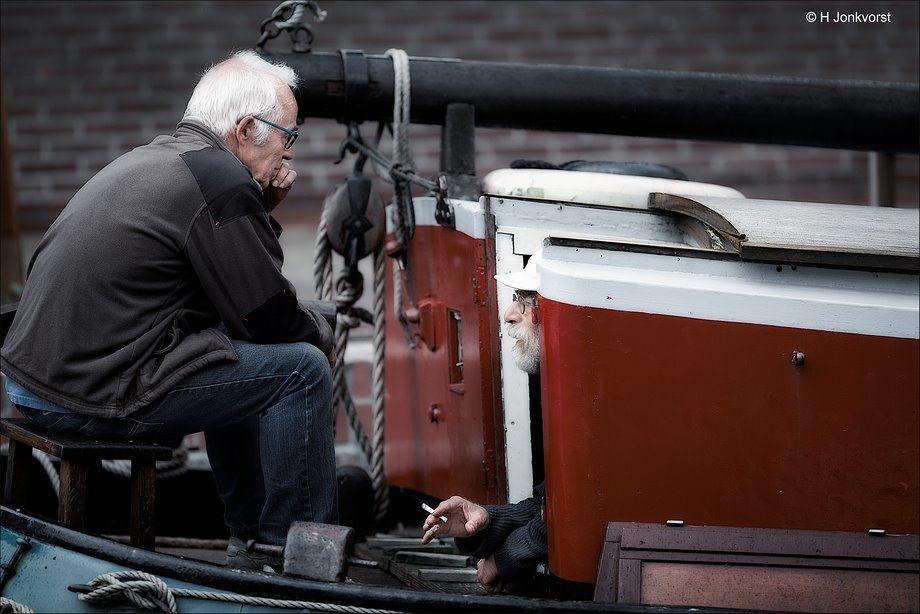 Hassailt, Hassailt 2017, foto Hassailt 2017, Hassailt Hasselt, Hasselt, bruine vloot, maritiem evenement, historische schepen, historische binnenvaartschepen, historische zeilschepen, gloeikop, ouwe diesel, het gesprek