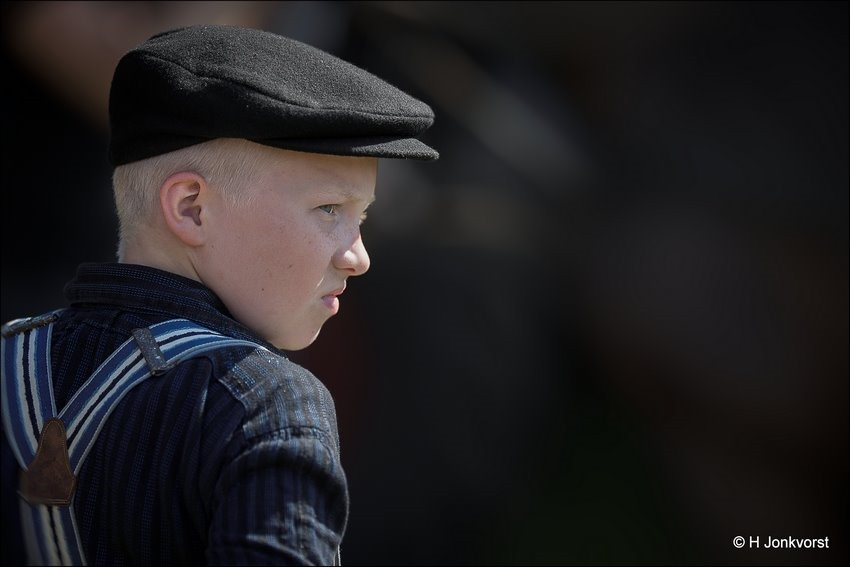 Staphorst, Kinderen in Staphorster klederdracht, Staphorster klederdracht, Staphorst Klederdracht, klederdracht, Staphorstdagen 2017, Staphorstdagen 23 augustus, deze jongeman, portret