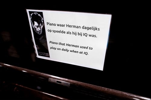 Herman Brood experience, Herman Brood, Herman Brood museum, Leven van Herman Brood, Herman Brood, Tot bloedens toe, Herman Brood Piano, Herman Brood My Way