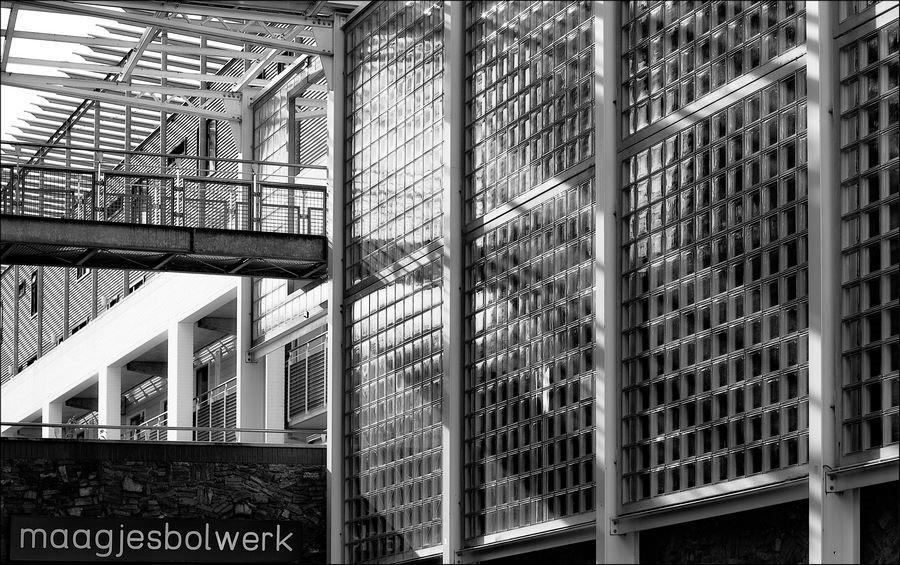 Maagjesbolwerk, Maagjesbolwerk Zwolle, Architectuur Zwolle, Architectuur, Lijnen en herhalingen, lijnen en herhalingen fotografie