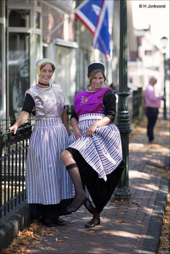 Nationale dag van de klederdracht, nationale dag van de klederdracht 2017, nationale dag van de klederdracht Urk, Urk, Klederdracht Urk, Nederlandse klederdracht, promotie van klederdracht, Urker klederdracht